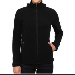 Merrell Fleece Hooded Jacket Women's Sz Med